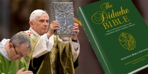 Catechism and bible together