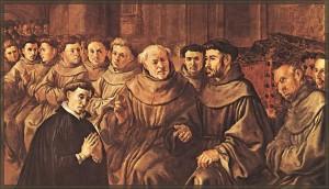 Franciscan order