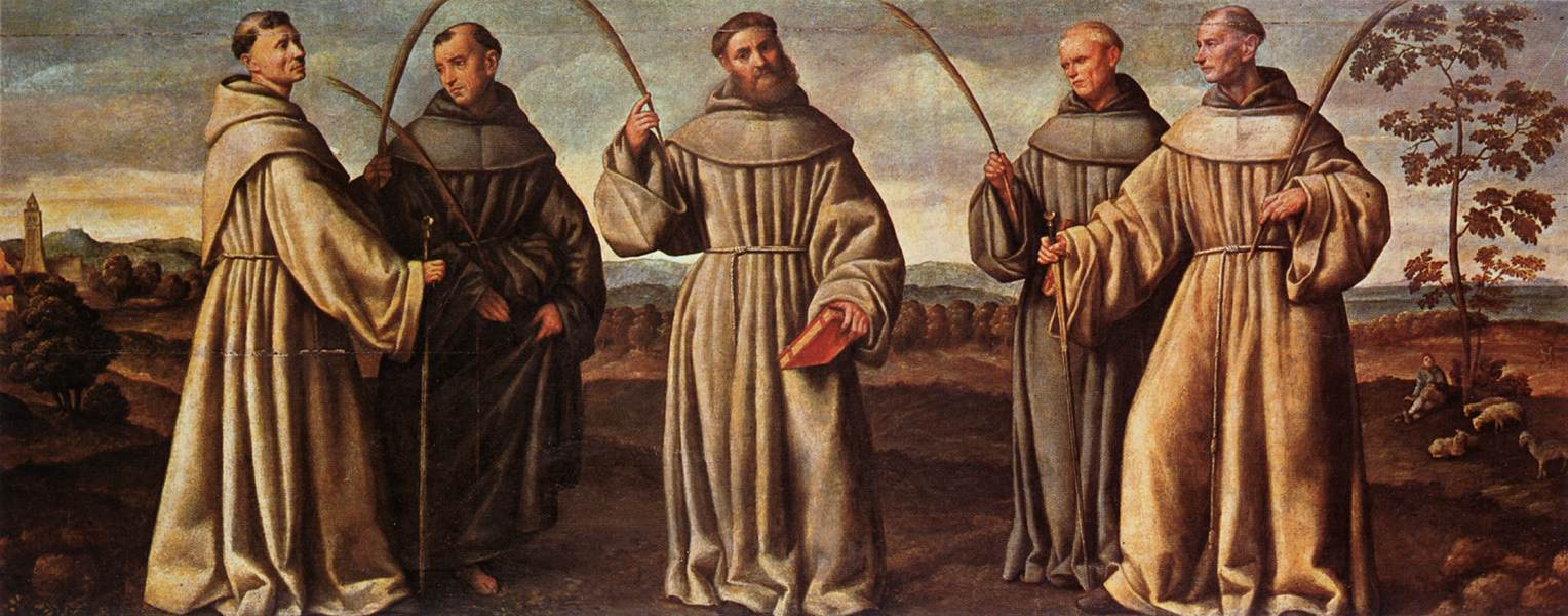 st francis and the franciscans saint bonaventure