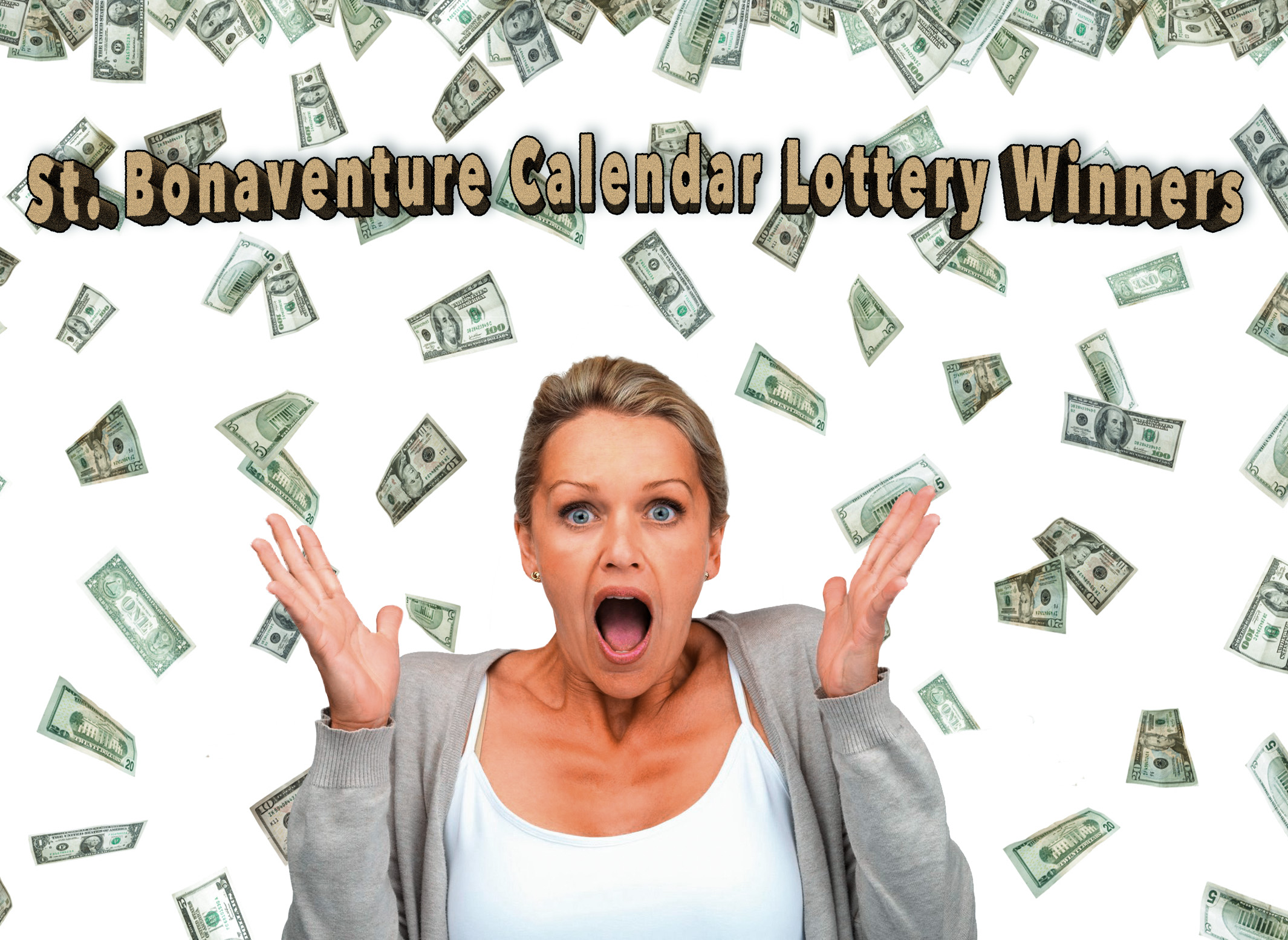 Calendar Lottery Winners - Saint Bonaventure Catholic Church