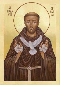 St Francis image