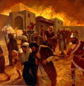 canaanite destruction