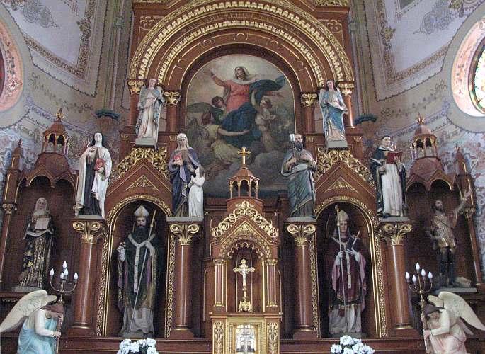 catholic statues image
